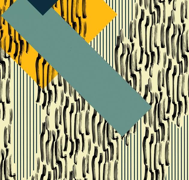Collection Dare your dreams motif geometrie et organique