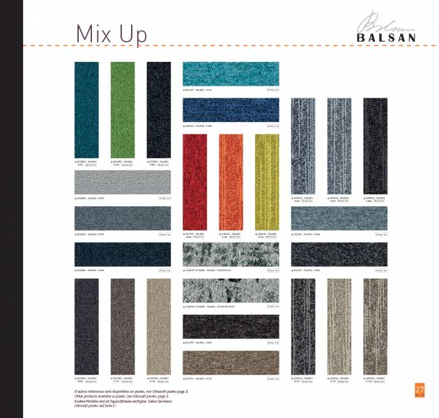 Valise Excellence 11 - MixUp