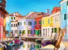 Inspiration couleurs deco burano venise