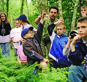 Firmenprofil Balsan Partnerschaft mit dem nationalen Forstamt Umwelt lokal