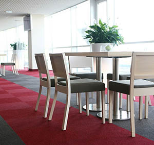 Inspiration Grande Reference hotel office origami dalles restaurant table de dejeuner