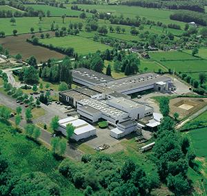 Erbe Balsan Werk Fabrik aktuell Neuvy
