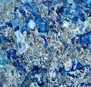 Inspiration Dekoration Ozean Opal blau